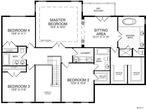 floor plan of monticello the monticello classic homes