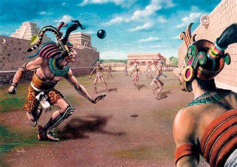 imagenes de los mayas jugando pelota el origen del deporte hasta nuestros d 237 as blog emarket