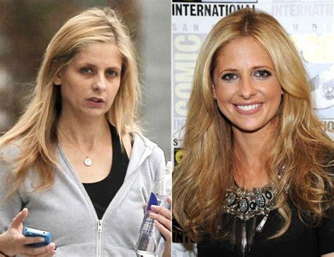 stars before and after makeup msn d 233 couvrez le vrai visage des stars sans maquillage
