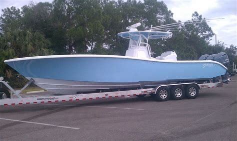 used 36 ft yellowfin boats for sale 2012 36 yellowfin 300 v6 yamahas sold the hull truth