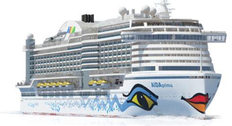 aidaprima daten aidaprima kreuzfahrtschiff buchen bei cruise24