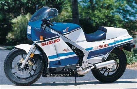 Suzuki Rg500 Gamma 1986 Suzuki Rg 500 Gamma Howstuffworks