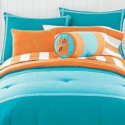 teal and orange bedding cheryl matthews cabana comforter for the home pinterest