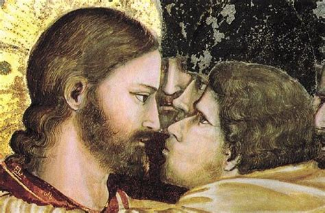 giotto judas kiss painting giotto kiss of judas arena chapel art craft