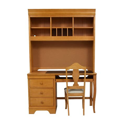 oak desk with hutch 40 off stanley furniture stanley furniture custom oak