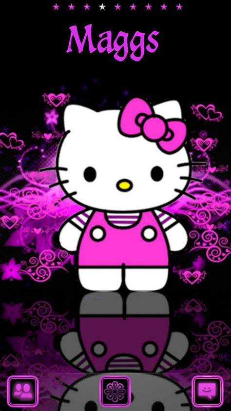 hello kitty new themes hello kitty free android theme download download the
