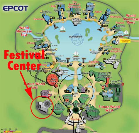 Garden Answer Location Guide To Epcot S Flower And Garden Festival For 2018