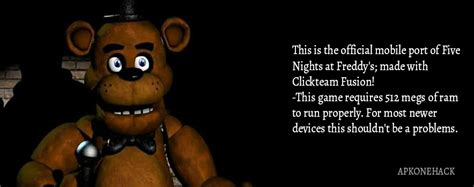 nights apk five nights at freddys mod apk unlocked 1 85 android by cawthon apkone hack