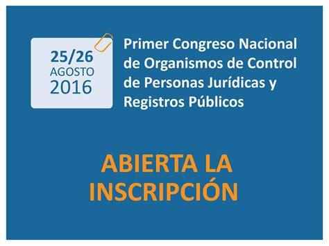 nueva reglamentacin de la ley de registro pblico de ministerio de justicia y derechos humanos presidencia de