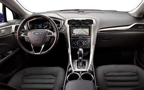 Ford Fusion 2014 Interior by 2013 Ford Fusion Hybrid Interior Photo 4