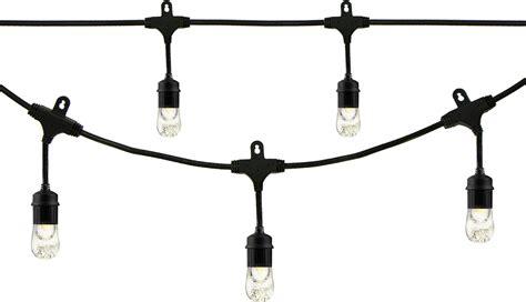 alpan led string lights enbrighten caf 233 led string lights 12 ft 6 lifetime