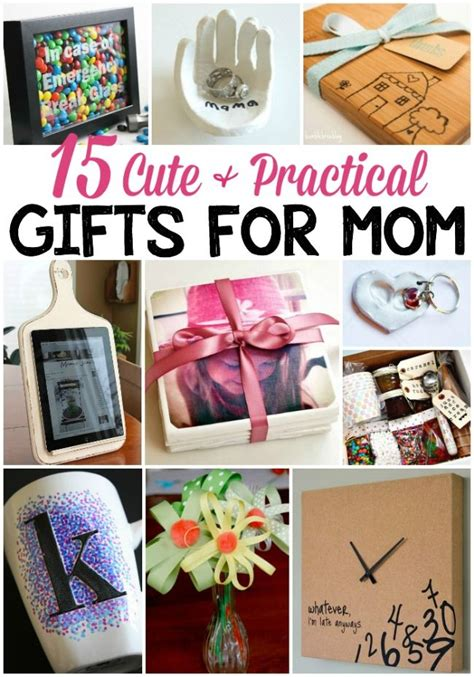 good gifts for moms 15 cute practical diy gifts for mom practical gifts