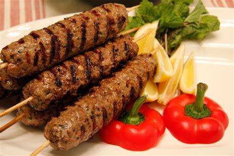 kebab cuisine easy seekh kebab recipe