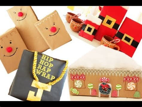 creative ways to wrap christmas gifts 8 ways to wrap a present kandee johnson