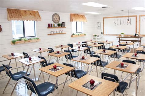 Magnolia Market Sweepstakes - fixer upper style classroom makeover by magnolia market hgtv s fixer upper with chip