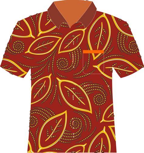 design undangan batik vector contoh baju batik vector free download vector