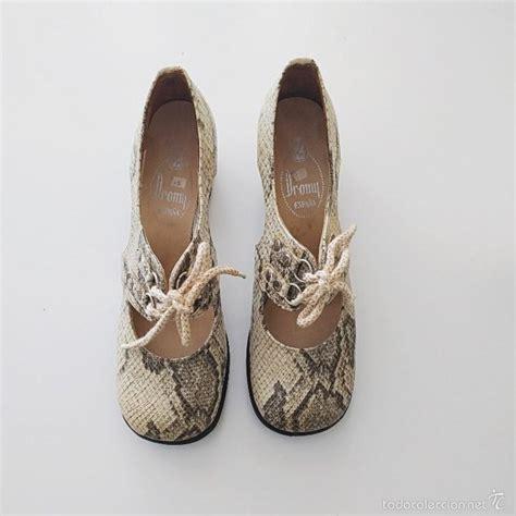 imagenes vintage zapatos zapatos vintage a 241 os 70 comprar moda vintage mujer en