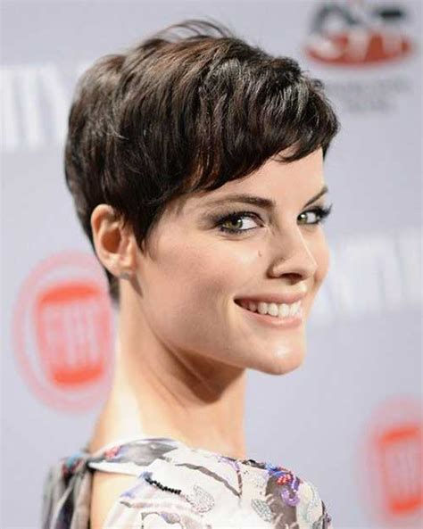 very short hairstyles with fringesport 20 celebrity pixie cuts short hairstyles 2017 2018