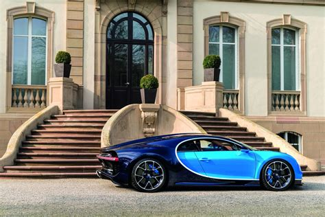 bugatti chiron gets pixel injection sprouts two doors
