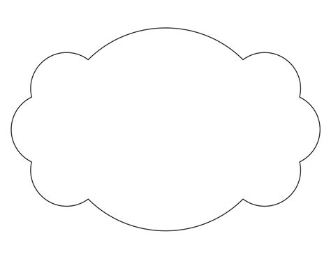 shaping template fancy shape clipart clipart suggest