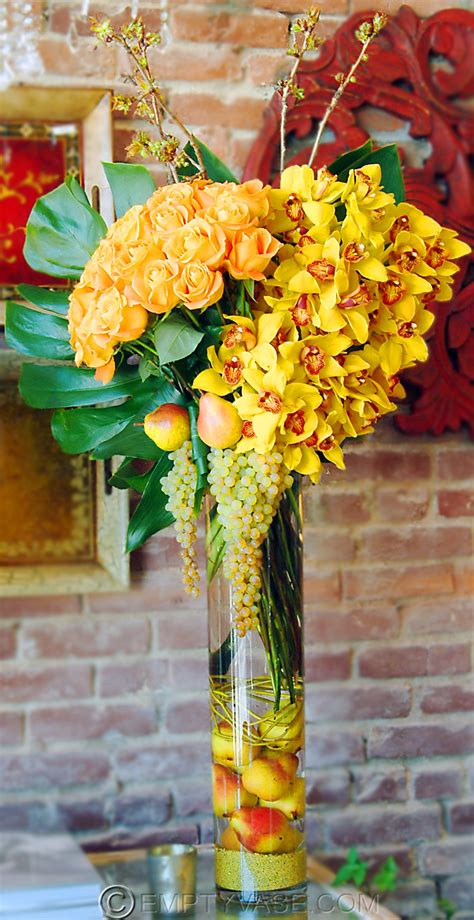 stunning fake flower centerpieces cheap decorating ideas decorating ideas comely picture of yellow wedding