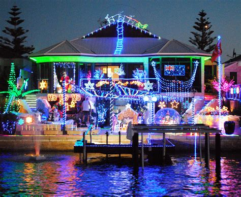 Christmas Lights Cruises Perth Lights In Perth