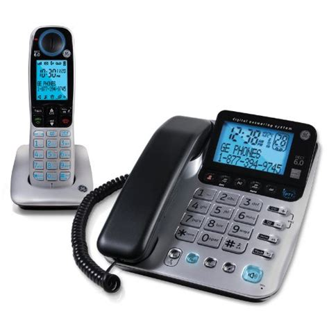 alarm clock cordless phone combo for sale review buy at cheap images frompo