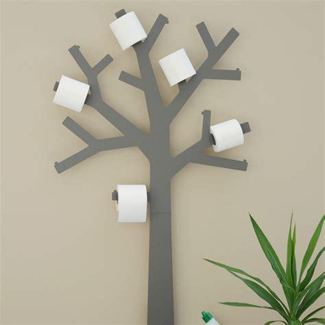 Deco wc design : Arbre à papier toilette par Presse Citron