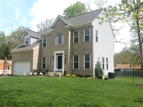 New Homes Md by Whitehall New Home Community In Accokeek Md Haverford Homes