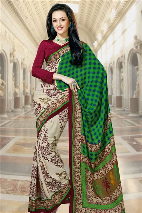 Simple Daily Wear Sarees