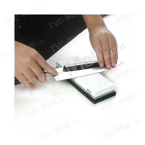 Sharpening Stone Kitchen Knives taidea t1091ac knife sharpener angle guide tool for