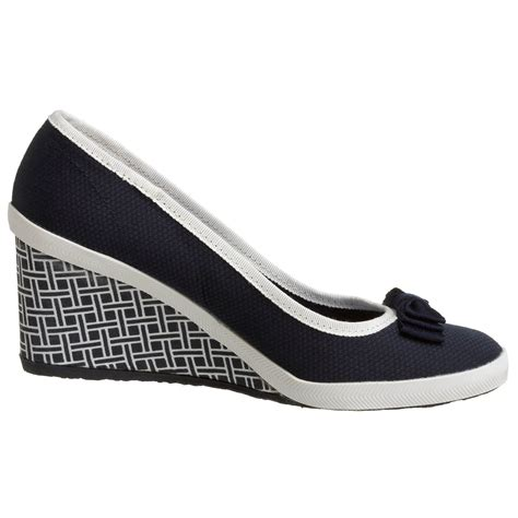 Keds Slinger Leather Skimmer by Keds Wedge Shoes Keds Bliss Skimmer Wedge These