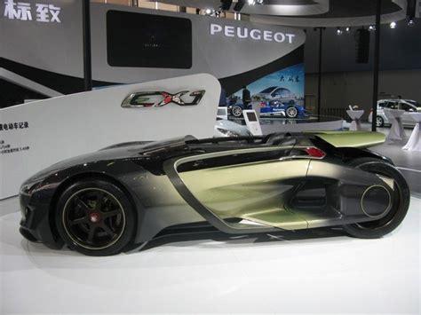 peugeot ex1 peugeot ex1 concept vehicles peugeot cars