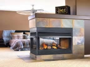ordinary Contemporary Ventless Gas Fireplaces #8: Modern-Ventless-Gas-Fireplace-with-granite-design.jpg