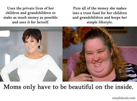 Mama June Meme - mama june and kris jenner ok i can t stand either show