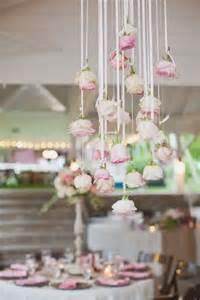ceiling decor floral weddingbee