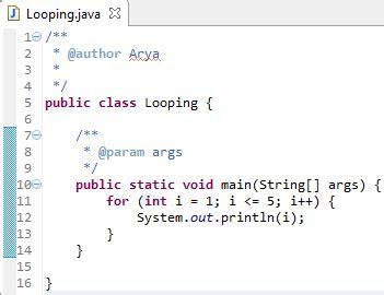 belajar membuat json belajar looping di java