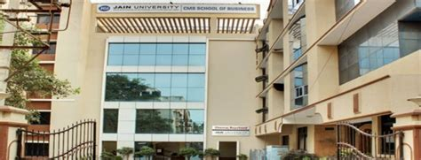 Mba In Jain College Jayanagar by Jain Bengaluru Karnataka College4u In
