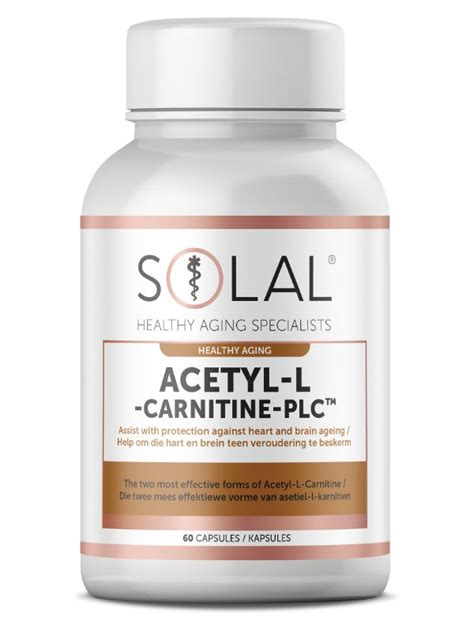 The Carnitine Defense acetyl l carnitine solal vitamins supplements