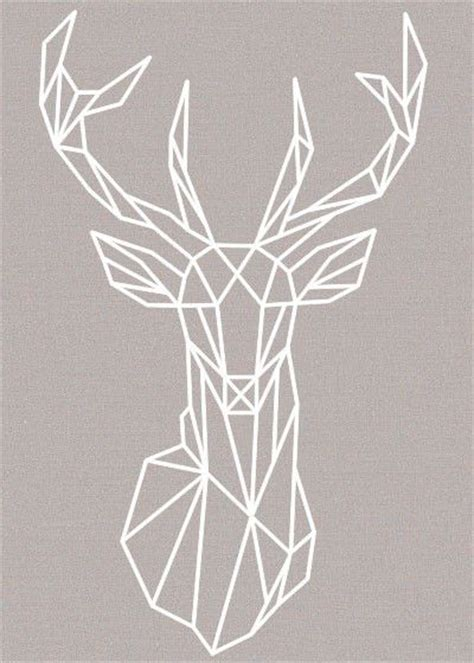 25 best ideas about geometric deer on pinterest deer the 25 best geometric deer ideas on pinterest geometric