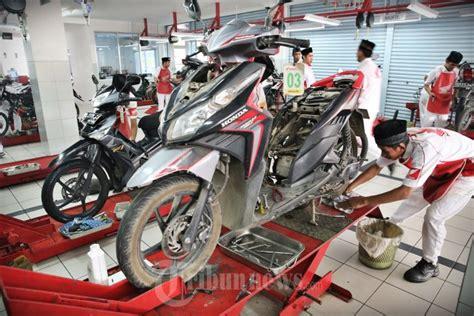Alarm Motor Di Makassar pelayanan bengkel astra motor hari ramadan di makassar
