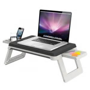 support ordinateur portable pour le lit
