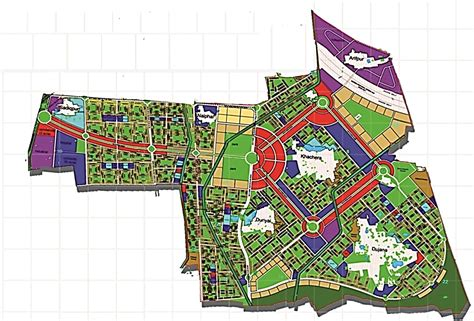 layout plan of wave city ghaziabad wave hi tech city ghaziabad repl