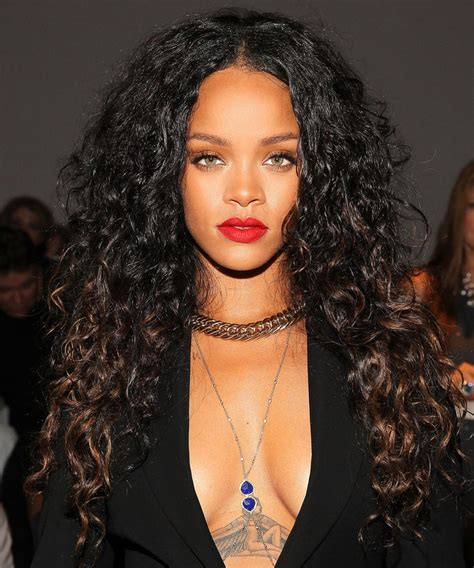 Images Of Rihanna Hairstyles rihanna chignon and hair accessories rihanna hairstyles
