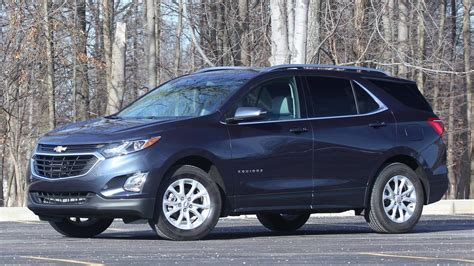 Chevy Equinox Diesel Review 2018 chevy equinox diesel review motor1 photos