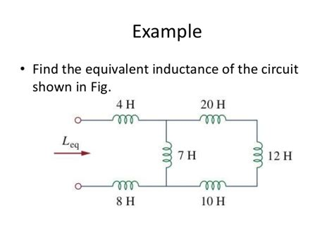 inductor circuit laws exles of inductors in daily 28 images dc circuit equations and laws useful equations and