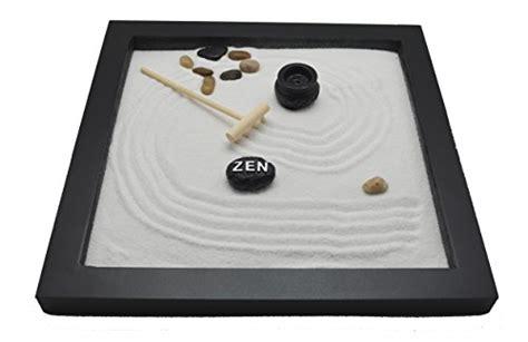 sand garden for desk table top rock sand rake zen garden incense holder