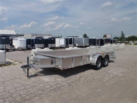 used landscape trailers high resolution used landscape trailer 4 all aluminum