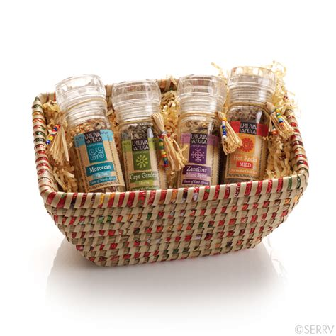 gifts for him spice of gift basket