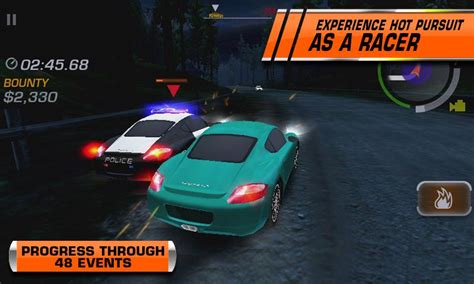 need for speed android android store nfs pursuit for wvga hvga android phones